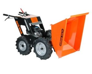 Motorizované kolečko (minidumper) Muck-truck