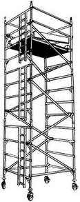 Montážní věže BOSS