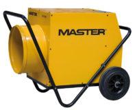 Fotografie 1. Elektrické topidlo MASTER B18EPR 380V