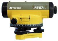 Fotografie 1. Nivelační přístroj TOPCON AT-G7N optický