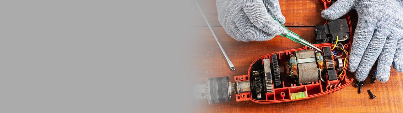 Servis stavebních strojů a prodej náhradních dílů
