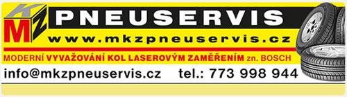 Pneuservis - MKZ Pneuservis