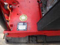 Fotografie 4. Reverzní vibrační deska Bomag BPR 25/45-3 – bazar