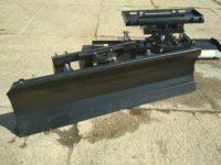 Fotografie 1. Hydraulicky nastavitelná radlice – TGM Industrial