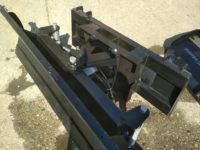 Fotografie 2. Hydraulicky nastavitelná radlice – TGM Industrial