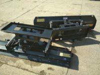 Fotografie 3. Hydraulicky nastavitelná radlice – TGM Industrial