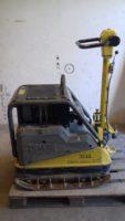 Fotografie 1. Vibrační deska Wacker DPU6555