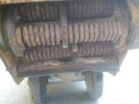 Fotografie 4. Fréza na beton BEF 201 (Nový motor)
