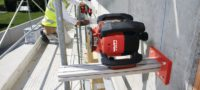 Fotografie 2. Rotační laser Hilti PR 30-HVS A12