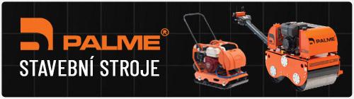 Palme - Stavební stroje