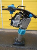 Fotografie 2. Vibrační pěch Weber SRV 620