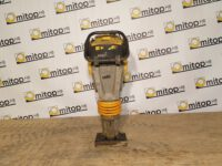 Fotografie 2. Vibrační pěch Bomag BT65