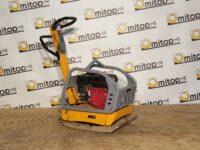 Fotografie 3. Reverzní vibrační deska NTC VDR 26 160 kg
