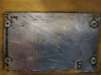 Fotografie 3. Vibrační deska reverzní NTC VDR52 – 300 kg