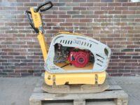 Fotografie 1. Vibrační deska reverzní NTC VDR52 – 300 kg