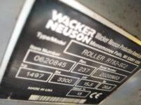 Fotografie 5. Vibrační ježkový válec kloubový Wacker RT82-SC2 – 1470 kg