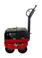 Fotografie 1. Vedený vibrační válec – Chicago Pneumatic MR7005 – 740 kg