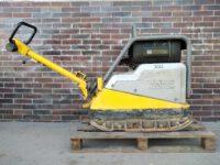 Fotografie 1. Vibrační deska reverzní WACKER NEUSON DPU6555 – 500 kg