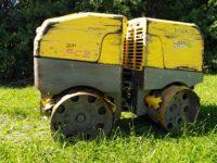 Fotografie 1. Vibrační ježkový válec kloubový Wacker RT82-SC2 – 1470 kg