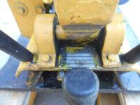 Fotografie 1. Vibrační deska jednosměrná NTC VD 450/20 – 120 kg