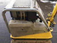 Fotografie 2. Vibrační deska reverzní WACKER NEUSON DPU6555 – 500 kg