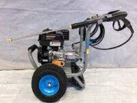 Fotografie 1. Vysokotlaký motorový čistič VARIO TECH VT-BHR220