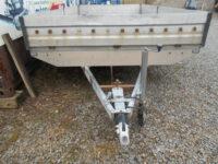 Fotografie 1. Nákladní přívěs valníkový Paragan 3 500 kg